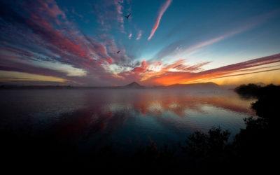 Myvatn See, Island