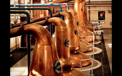 Glenfiddich Distillery, Schottland