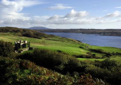 Connemara an Irlands Westküste