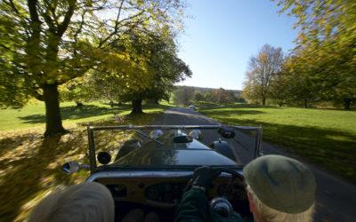 Autofahren in Großbritannien