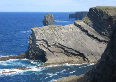 Beeindruckende Küste Irlands