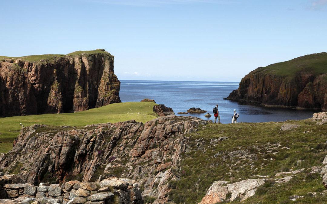 Anke & Reinhards Schottland Reise
