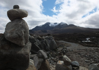 Die einzigartige Landschaft Schottlands