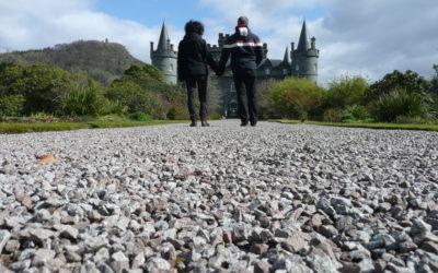 Raquel & Alexanders Schottland Rundreise