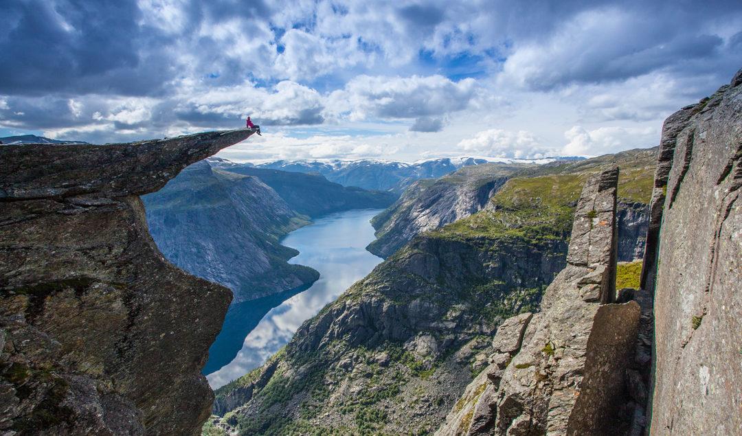 Trollzunge, Norwegen