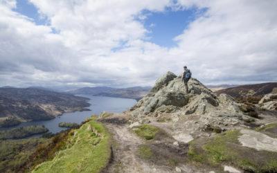 Ulrike & Jochens Schottland Reise