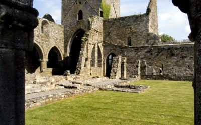 Jerpoint Abbey, Irland