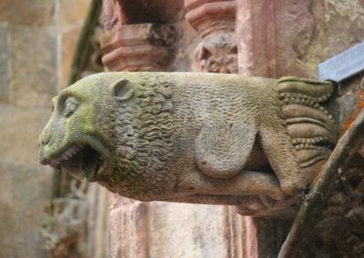 Rosslyn Chapel - Wasserspeier