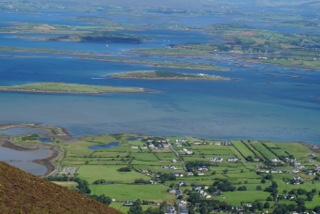 Irlands malerische Landschaft