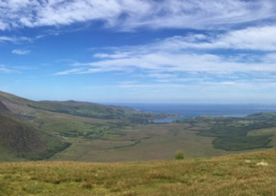 Besondere Ausblicke in Irland