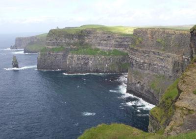Irlands einzigartige Küstenlandschaft