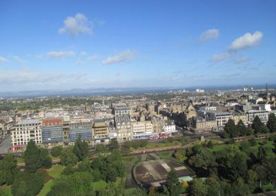 Schottische Städte entdecken