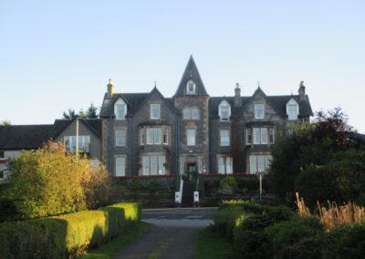 Schottlands bezaubernde Herrenhäuser