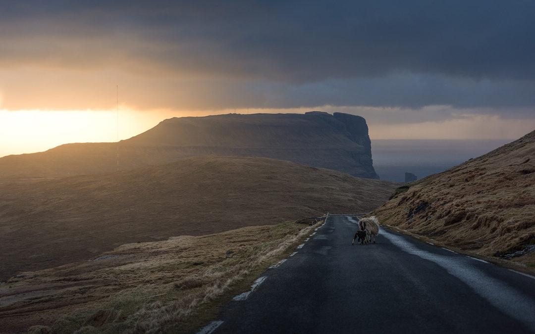 Einsam im Atlantik – Die Färöer Inseln