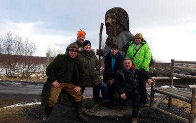 Tina & Stefans Reykjavik Gruppenreise
