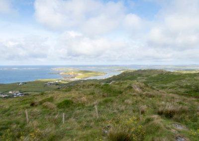 Wunderschöne Landschaft in Irland