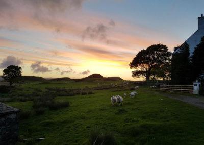 Farm auf der Isle of Skye