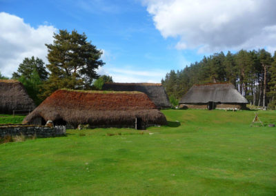 Highland Folk Museum in Newtonmore
