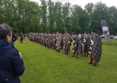 Highland Games am Blair Castle