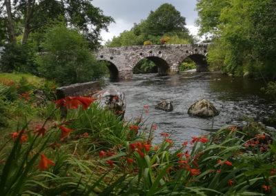 Wunderschöne Landschaften in Irland
