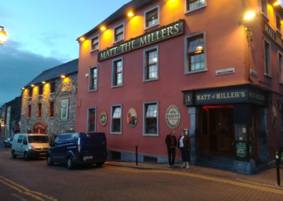 Traditionelle Pubs in Irland