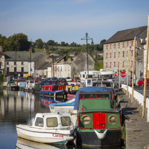 Autorundreisen Irland Graiguenamanagh Town