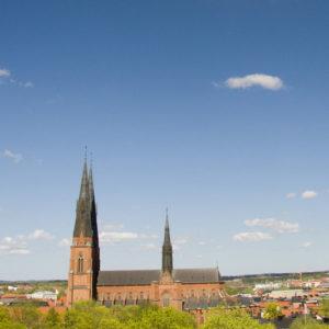Autorundreisen Schweden Uppsala Kathedrale