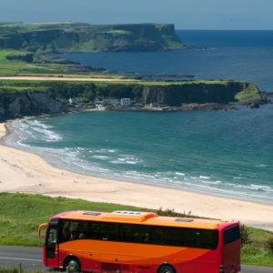 Busreisen Irland Norden