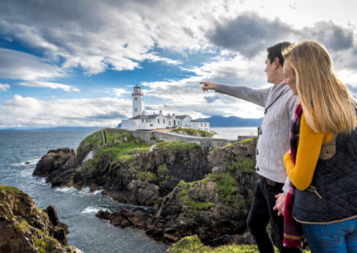 Fanad Head Leuchtturm in Donegal