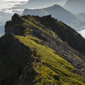 Autorundreisen Norwegen Floya