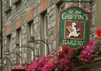 Bäckerei in Galway