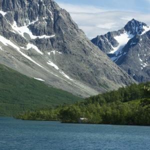 Autorundreisen Schweden Norwegen Lyngenfjord
