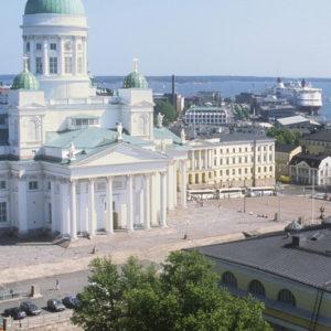 Städtereise Finnland Helsinki