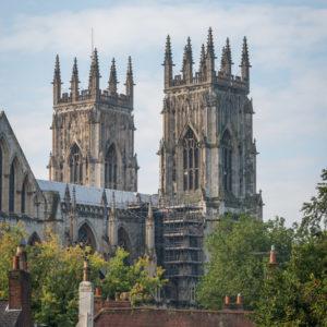 Autorundreisen England York Minster