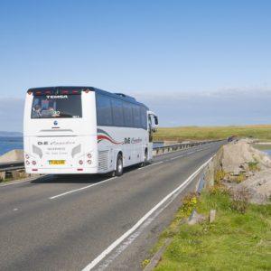 Busreisen Schottland