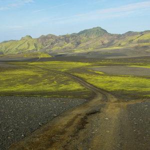 Autorundreisen Island Landschaft