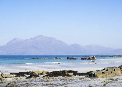 Renvyle Beach in Connemara
