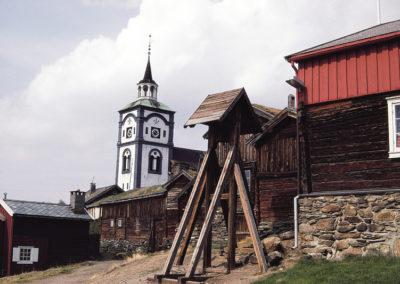Holzstadt Roros
