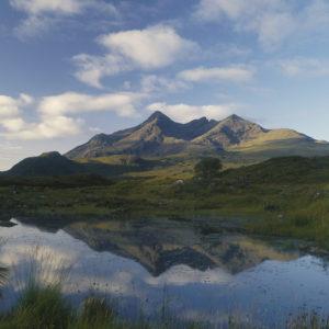 Autorundreisen Schottland Cuillins Isle of Skye