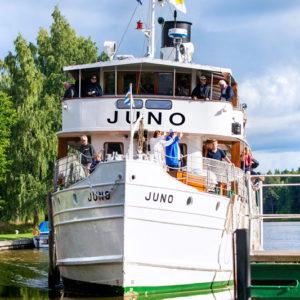 Göta Kanal Fahrten Schwedenreise von Göteborg nach Stockholm
