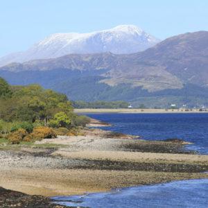 Autorundreisen Schottland Ben Nevis