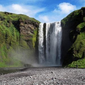 Autorundreisen Island Skogafoss