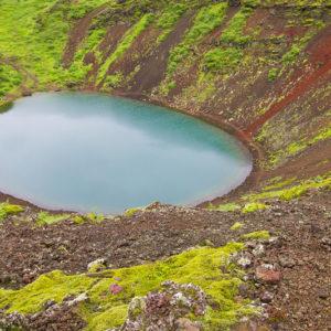 Autorundreise Island Vulkan
