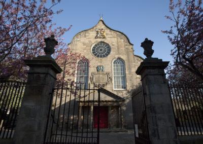 Canongate Kirche