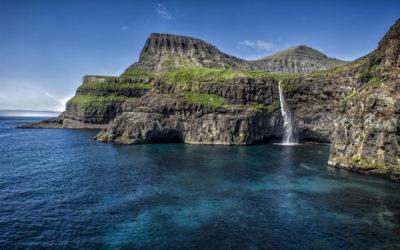 Gásadalur, Färöer Inseln