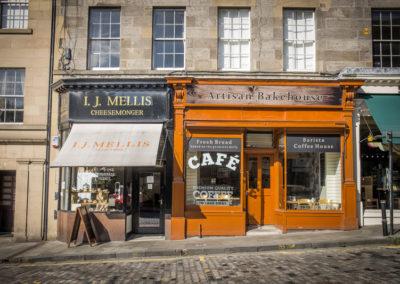Geschäfte in Edinburgh