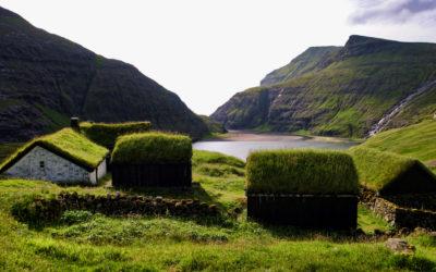 Saksun, Färöer Inseln