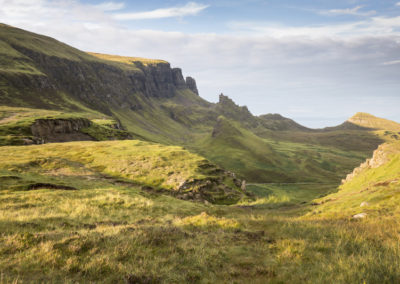 The Quiraing Isle of Skye