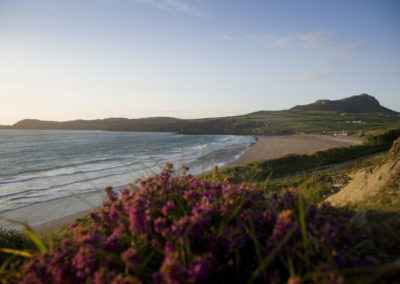 Whitesands Bay bei St. David in Wales