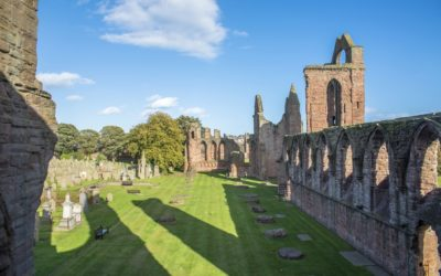 Arbroath Abbey, Schottland